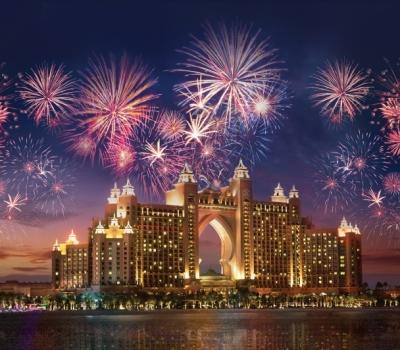 UAE: Dubai New Year's Eve